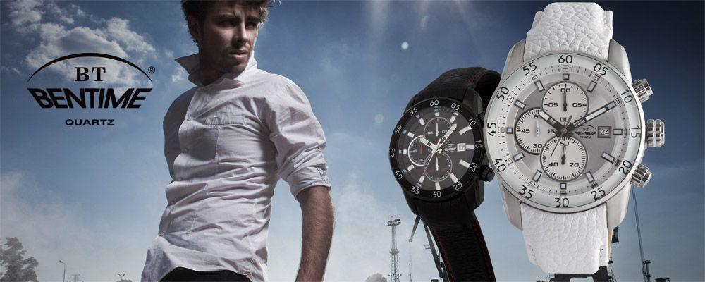 Kvalitní hodinky Bentime