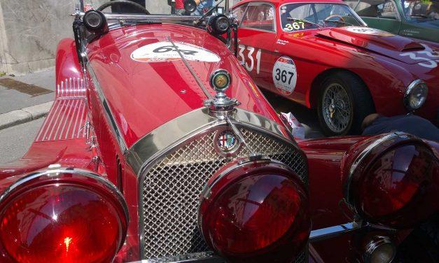 Chopard slaví 30 let s Mille Miglia
