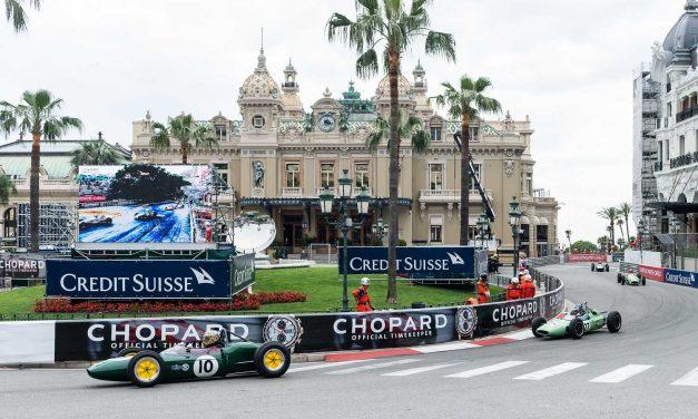 Oficiální časomíra Grand Prix de Monaco – CHOPARD