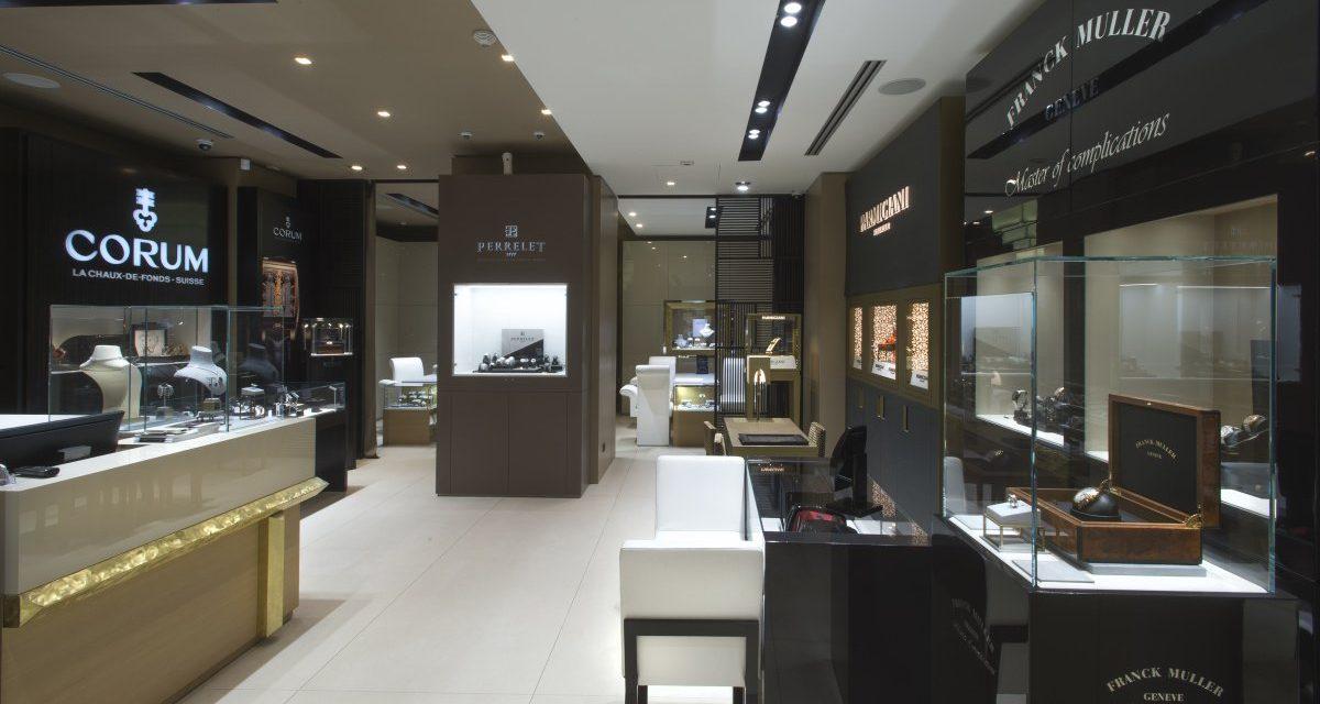 Okázalé šperky a luxusní hodinky pod jménem BENY