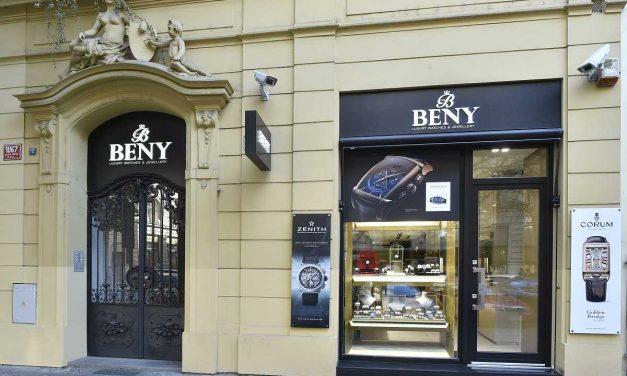 BENY slaví 25 let na českém trhu