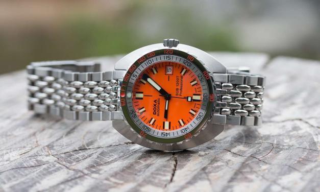 Doxa SUB1200T – švýcarská potápěčská legenda
