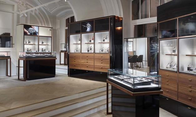 Montblanc má svůj první butik v Praze