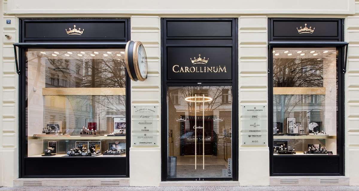 Butik CAROLLINUM v novém