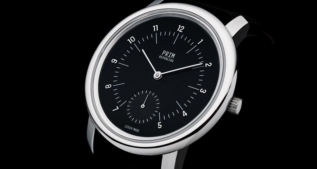 Nové hodinky PRIM REPUBLIKA