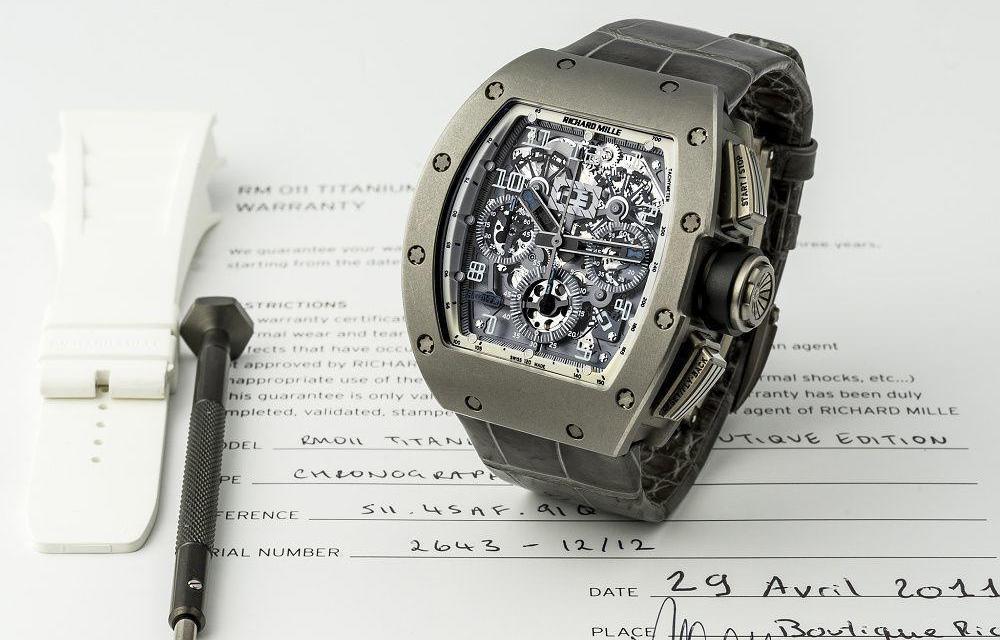 HONG KONG 2018 Jarní aukce hodin a hodinek – 1.díl
