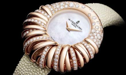 Hodinky de Grisogono Allegra 25 Jewellery Timepieces
