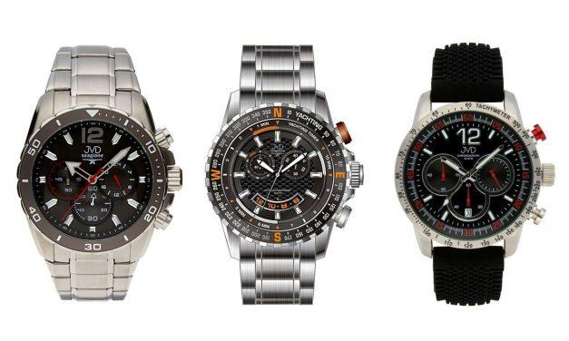 Pro všechny členy rodiny hodinky JVD