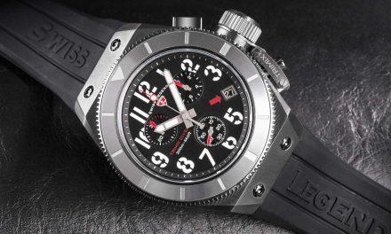 Výjimečná kvalita švýcarských hodinek Swiss Legend