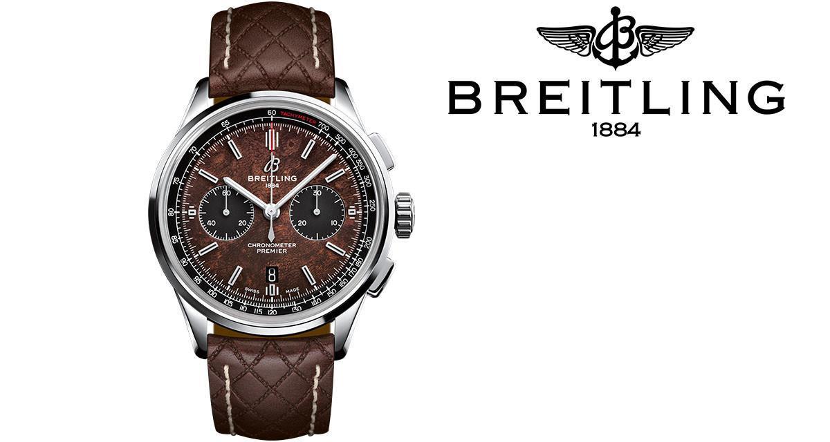 Hodinky Breitling Premier Bentley Centenary