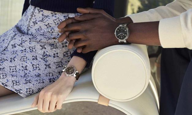 Hodinky Louis Vuitton Tambour