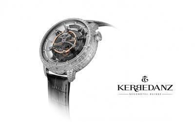 Hodinky Kerbedanz Maximus Royal Tourbillon Jewellery