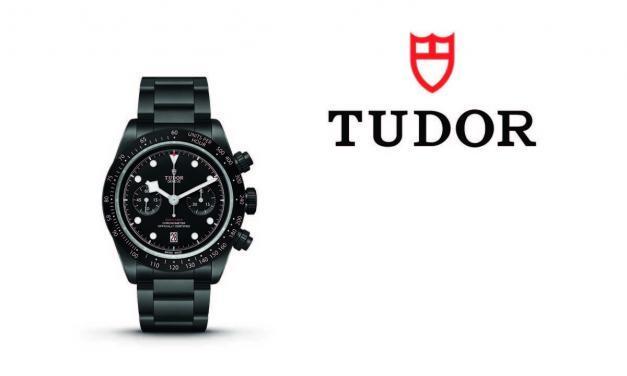 Hodinky Tudor Black Bay Chrono Dark