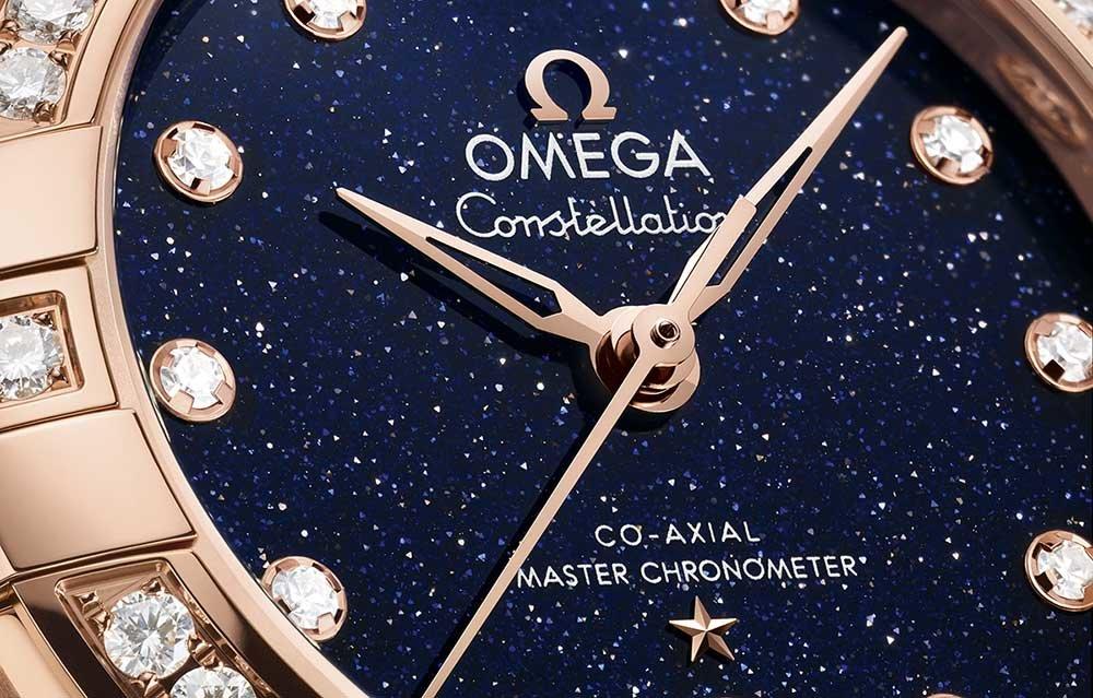 Hodinky Omega Constellation Manhattan