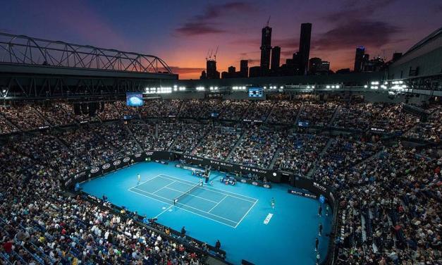 Rolex na Australian Open