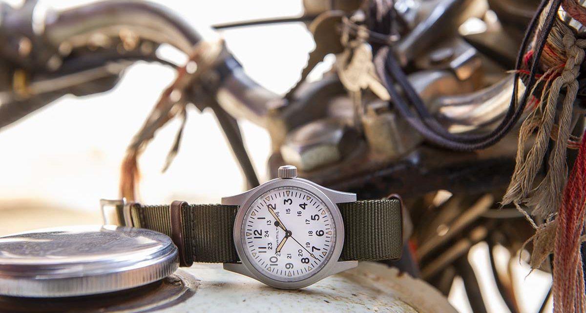 Hodinky Hamilton: Khaki Field Mechanical