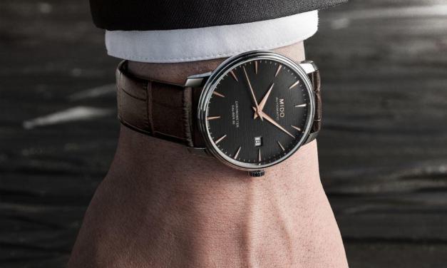 Hodinky Mido Baroncelli Chronometer Silicon