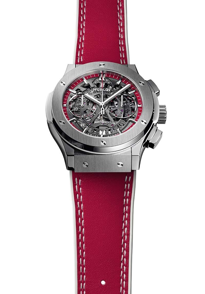 Hublot Classic Fusion Aerofusion Chronograph Boutique Monaco