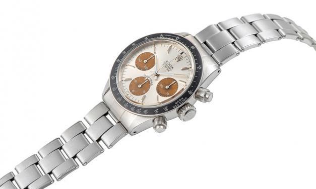 Important Modern & Vintage Timepieces