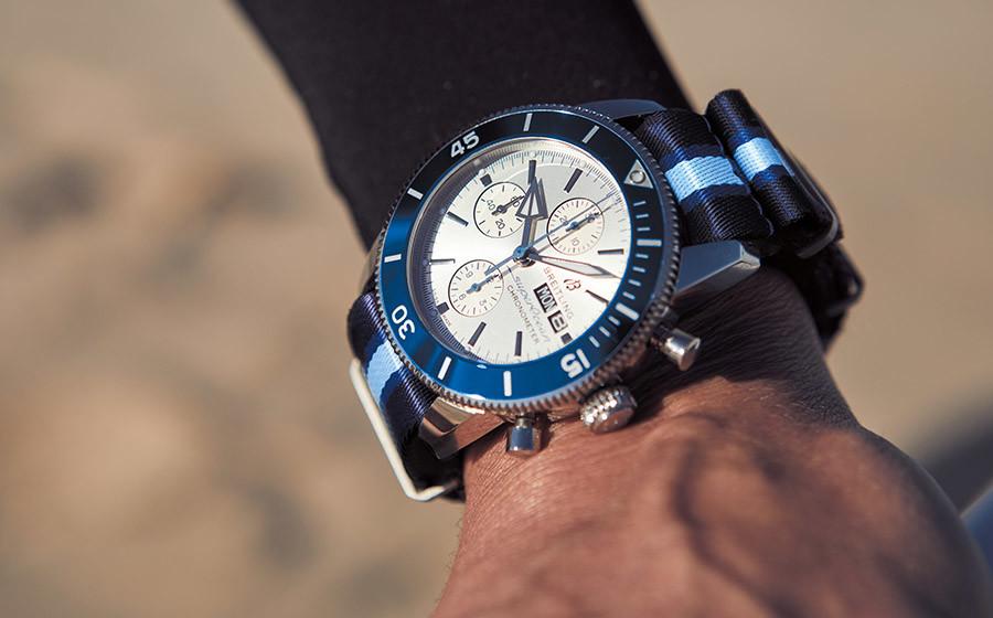 2. Díl – Mechanické hodinky