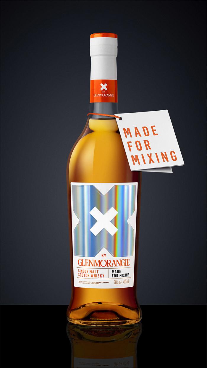 GLENMORANGIE představuje jednosladovou whisky X
